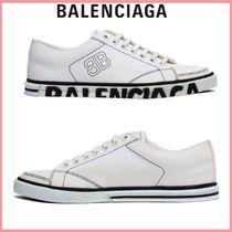 BALENCIAGA Street Style Plain Low-Top Sneakers