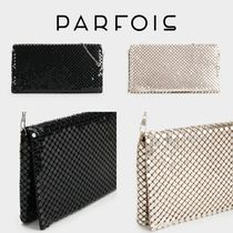 PARFOIS 2WAY Chain Party Style Elegant Style Party Bags
