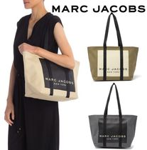 MARC JACOBS Casual Style Canvas 2WAY Office Style Totes