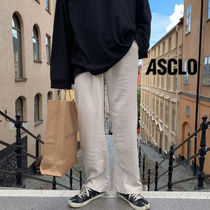 ASCLO Plain Cotton Pants