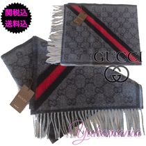GUCCI Unisex Wool Accessories