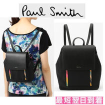 Paul Smith Casual Style Backpacks