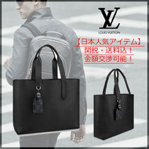 Louis Vuitton 2WAY Leather Totes