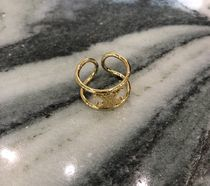 CELINE Brass Rings