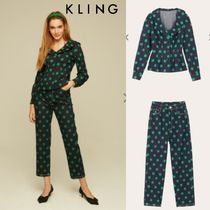 KLING Casual Style Pants