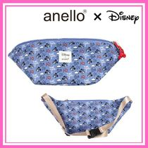 anello Other Check Patterns Dots Camouflage Casual Style