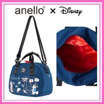 anello Other Check Patterns Collaboration 2WAY Boston & Duffles