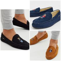 Ralph Lauren Suede Plain Shoes