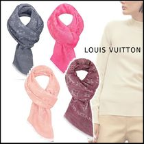Louis Vuitton MONOGRAM 2019-20AW DAILY MONOGRAM STOLE 4colors more scarves & shawls