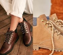 SEZANE Casual Style Boots Boots