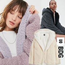 Urban Outfitters Casual Style Street Style Plain Medium Oversized Jackets