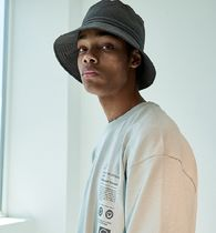 OVERR Unisex Street Style Wide-brimmed Hats