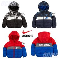 Nike Unisex Street Style Collaboration Baby Girl Outerwear
