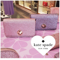 kate spade new york NICOLA Casual Style 3WAY Chain Plain Party Style Office Style
