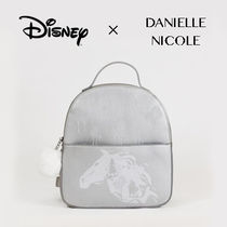DANIELLE NICOLE Casual Style Collaboration Backpacks