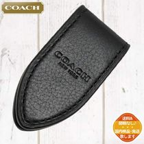 Coach Plain Leather Wallets & Small Goods