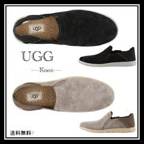 UGG Australia Suede Plain Loafers & Slip-ons