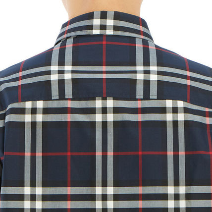 Burberry Shirts Long Sleeves Cotton Shirts 8