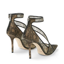 Jimmy Choo Pin Heels Party Style Elegant Style Formal Style