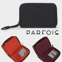 PARFOIS Plain Folding Wallets