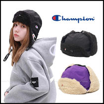CHAMPION Unisex Blended Fabrics Hats & Hair Accessories