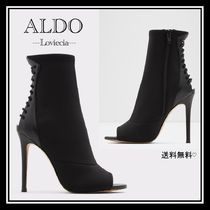 ALDO Open Toe Casual Style Plain Pin Heels Party Style