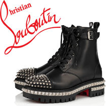 Christian Louboutin Lace-up Boots Boots