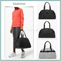 lululemon Unisex 2WAY Plain Boston & Duffles