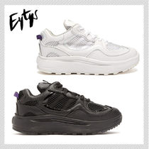 Eytys Unisex Plain Leather Sneakers
