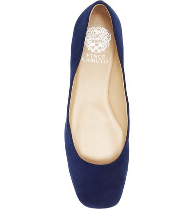 Round Toe Casual Style Plain Office Style Flats