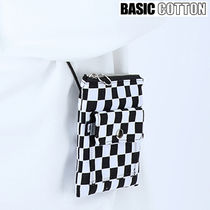 BASIC COTTON Shoulder Bags