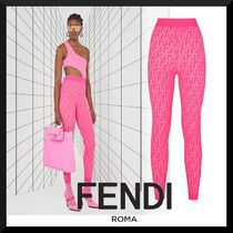 FENDI Leggings Pants