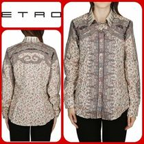 ETRO Long Sleeves Shirts & Blouses