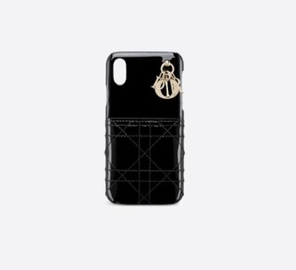 Blended Fabrics Leather iPhone X iPhone XS Logo