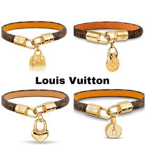 Louis Vuitton MONOGRAM Casual Style Unisex Leather Party Style Office Style