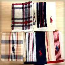 Ralph Lauren Stripes Unisex Cotton Handkerchief