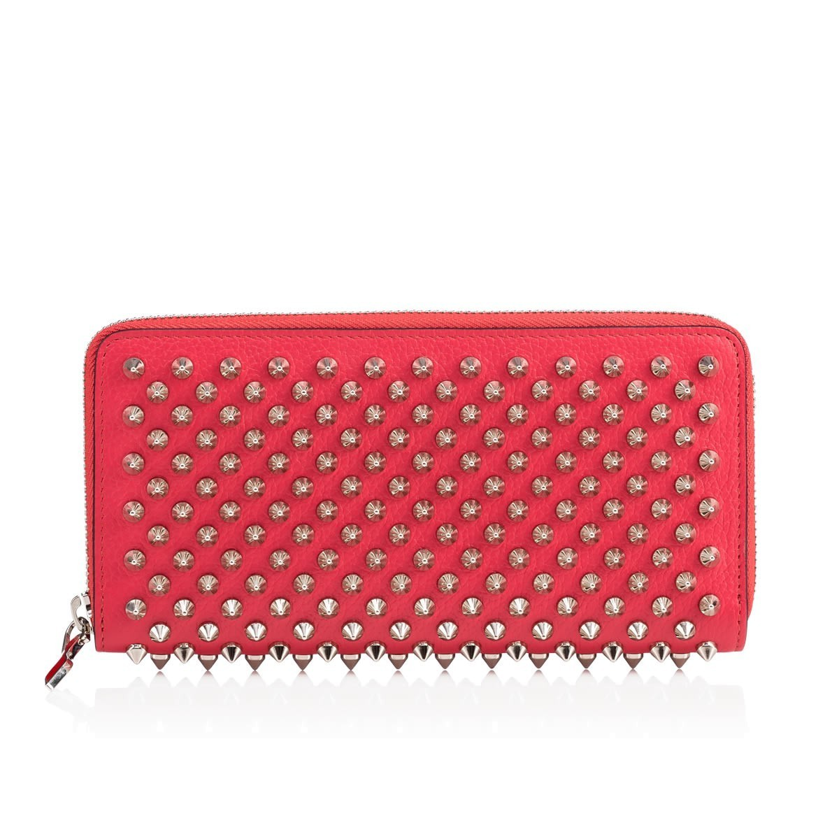 shop christian louboutin wallets & card holders