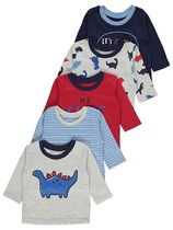 George Co-ord Baby Boy Tops