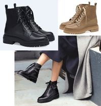 Gianvito Rossi Lace-up Boots Boots