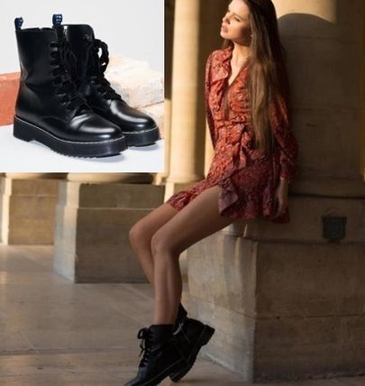 Lace-up Boots Boots