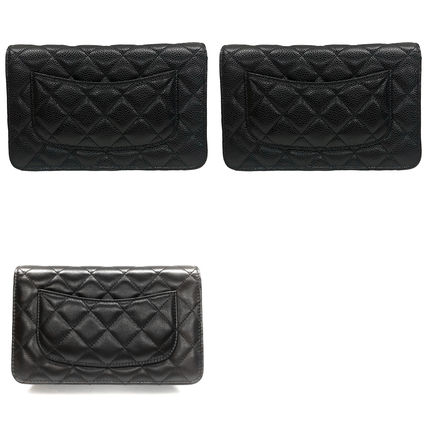 CHANEL CHAIN WALLET Classic Wallet On Chain