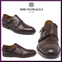 Bruno Magli Loafers Plain Leather Loafers & Slip-ons