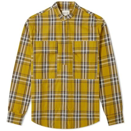 FEAR OF GOD Shirts Other Check Patterns Cotton Shirts 3