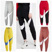 Nike Casual Style Sweat Street Style Bi-color Cotton Long