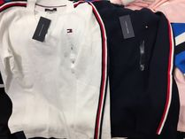 Tommy Hilfiger Long Sleeves V-neck & Crew neck