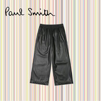 Paul Smith Casual Style Faux Fur Plain Medium