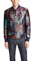 Paul Smith Star Tropical Patterns Blended Fabrics Street Style