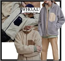 Casual Style Unisex Street Style Outerwear