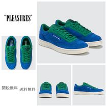 PLEASURES Street Style Collaboration Sneakers