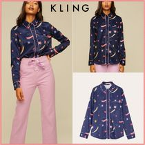 KLING Long Sleeves Shirts & Blouses